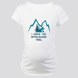 Hike the Appalachian Trail Maternity T-Shirt