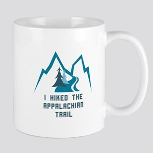 Hike the Appalachian Trail Mugs