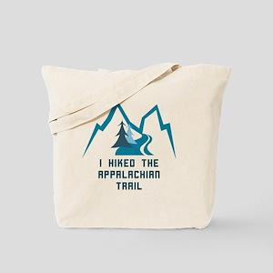Hike the Appalachian Trail Tote Bag