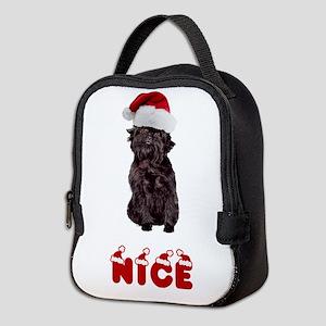 Nice Affenpinscher Neoprene Lunch Bag