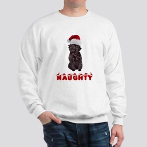 Naughty Affenpinscher Sweatshirt