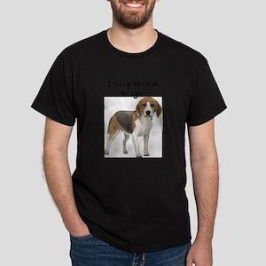 I Sleep With A Beagle T-Shirt