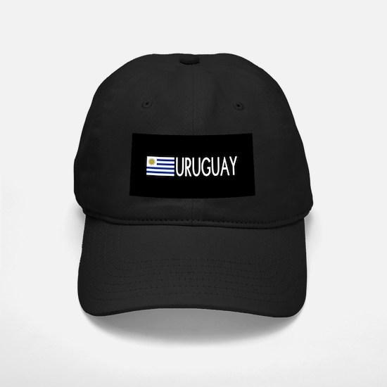 Uruguay: Uruguaya Flag & Uruguay Baseball Hat