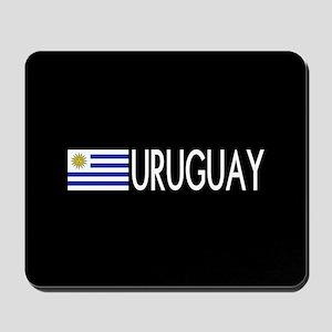 Uruguay: Uruguaya Flag & Uruguay Mousepad