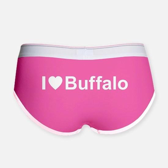Buffalo Women's Boy Brief
