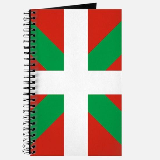 Basque Country: Euskaldun Flag Journal