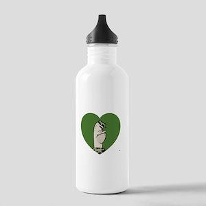 Captain A-Hole Water Bottle