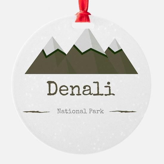 Denali National Park Ornament