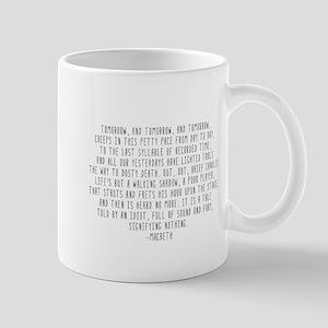 Macbeth Mugs