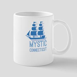 Mystic Connecticut Mugs