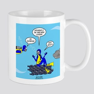 SCUBA King Mug
