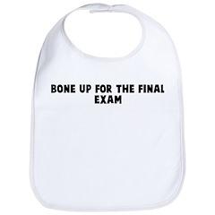 Bone up for the final exam Bib