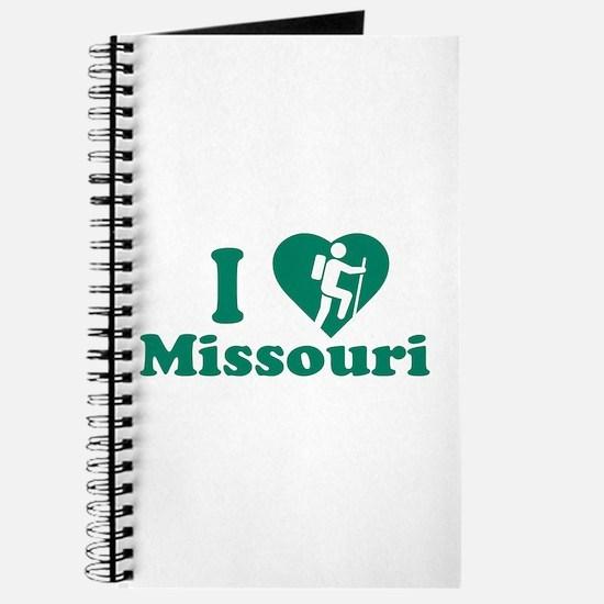 Love Hiking Missouri Journal