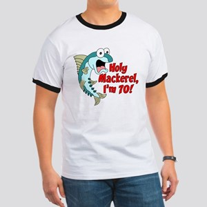 Holy Mackerel I'm 70 T-Shirt