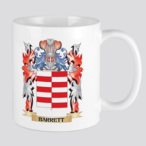 Barrett Coat of Arms - Family Crest Mugs