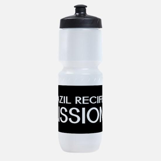 Brazil, Recife Mission (Moroni) Sports Bottle
