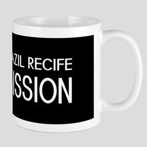 Brazil, Recife Mission (Flag) Mug