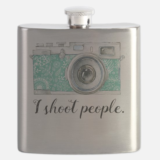 Funny People Flask