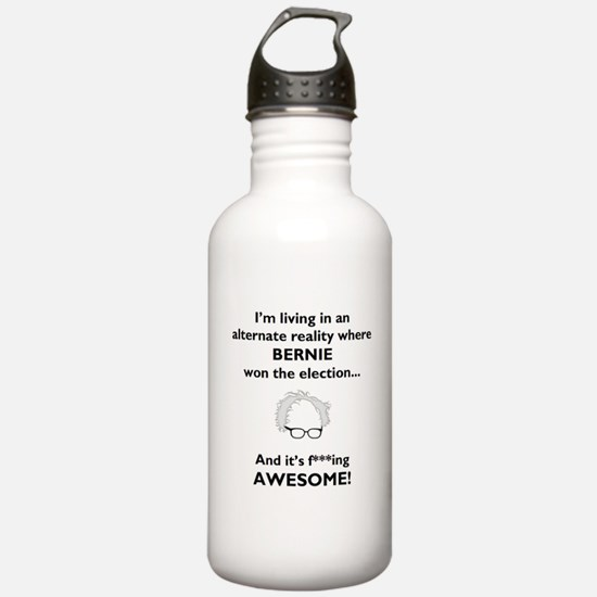 Altered Reality Bernie Water Bottle