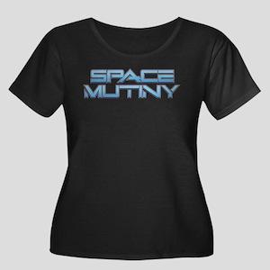 2-space-mutiny Plus Size T-Shirt