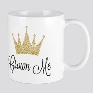 Crown Me Mugs