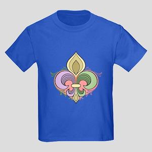 Secret Heart of NOLA Kids Dark T-Shirt