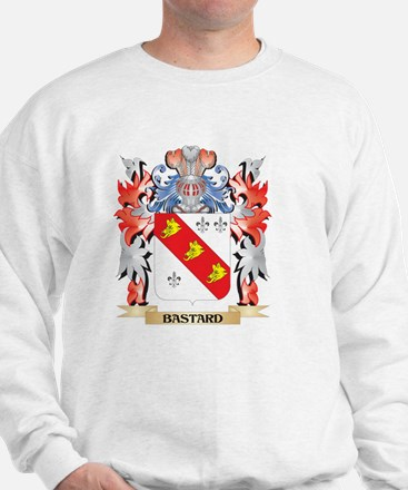 Bastard Coat of Arms - Family Crest Sweatshirt