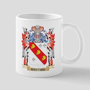 Bastard Coat of Arms - Family Crest Mugs