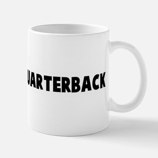 Armchair quarterback Mug