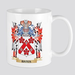 Bates Coat of Arms - Family Crest Mugs