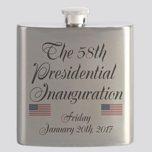 The 58th Presidential Inauguration Flask