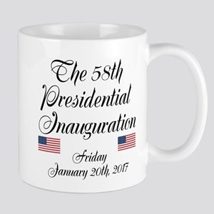 The 58th Presidential Inauguration Mugs