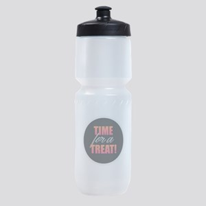 Time for a Treat Sports Bottle