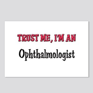Trust Me I'm an Ophthalmologist Postcards (Package