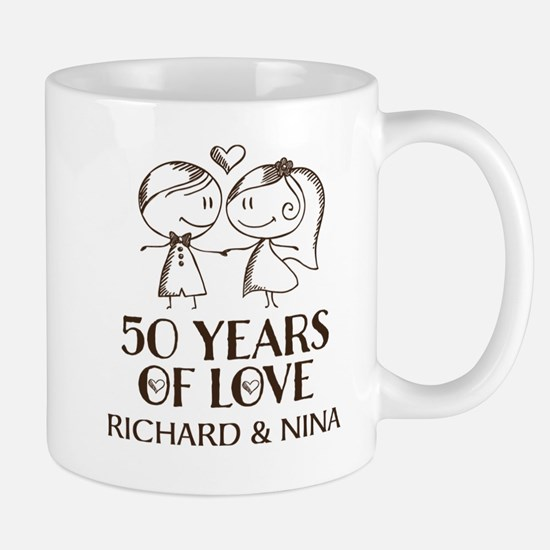 Unique Golden Wedding Anniversary Gifts: 50Th Wedding Anniversary Gifts For 50th Wedding