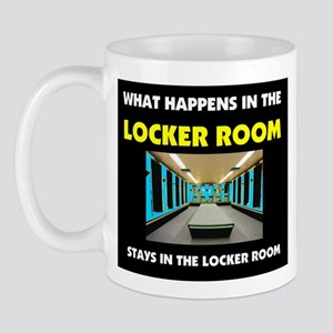 LOCKER ROOM Mug