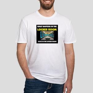LOCKER ROOM Fitted T-Shirt