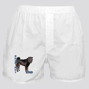 Shar Pei Dad4 Boxer Shorts