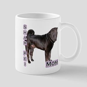 Shar Pei Mom4 Mug