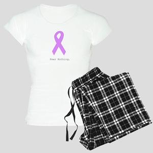 Fear Nothing. Lavender Pajamas