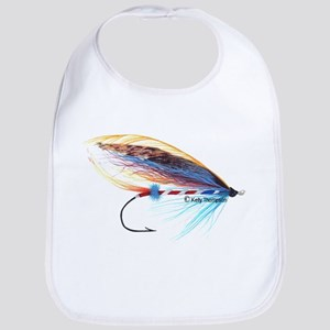 Atlantic Jock Scott Fly Baby Bib