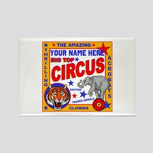 Vintage Circus Poster Magnets