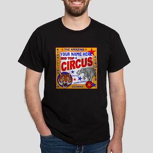 Vintage Circus Poster T-Shirt