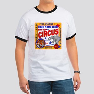 Vintage Circus Poster T-Shirt