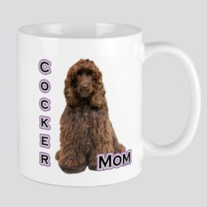 Cocker(brn) Mom4 Mug