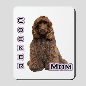 Cocker(brn) Mom4 Mousepad