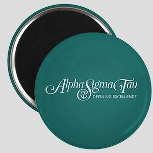 Alpha Sigma Tau Defining Excellence Magnet