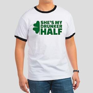 She's my drunker half T-Shirt