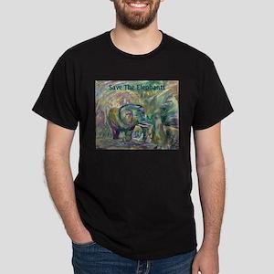 Sacred Place Dark T-Shirt