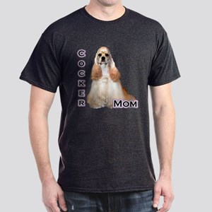 Cocker(buff) Mom4 Dark T-Shirt